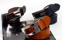 Hot sale! Free shipping hot sale 2014 new fashion man belt ,men's fashion belt,leather belt,casual belt,3 color