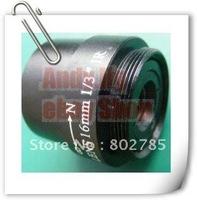 High Quantity Security IP Camera F1.2 Optical 16mm IR Lens