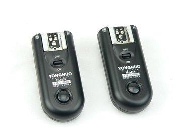 Yongnuo RF-603 Radio Flash Trigger for Digital Camera N1
