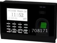 BL201 B&W 3.0 Screen inch Fingerprint  Time Attendance USB fingerprint