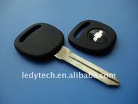 Chevrolet  transponder key blank car key shell key case key cover