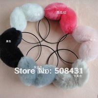 2pcs/lot free shipping warm plush earmuff,earmuffs,ear muff,earflap,earwarmer,earcap,ear cap,earshield lovely item nice gift