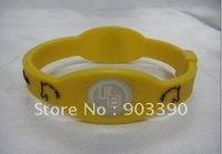 Hot selling gifts! wholesale EB sports bracelet/silicone energy bracelet/100pcs/lot free shipping by DHL