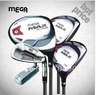 Free Shipping Golf Set for Men,Reasonable Price for the Whole Set Products,3W+8I+1P