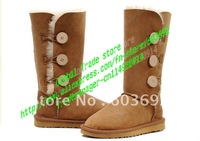 free shipping - High quality womens women's boot 1873 boots snow boots classic tall boots Chestnut (Discounted prices)
