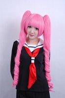Mononoke Hime Perona Cosplay Wig(pink,80cm)