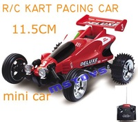 Mini toy kart pacing car 1:43 Radio Remote control RC Car