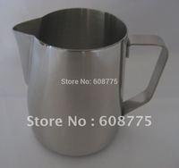 20oz Stainless Steel Milk Pitcher