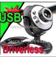 Save BIG 42%OFF USB 6LED Webcam+Mic