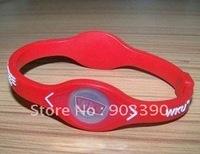 Hot selling gifts! Western Kentucky University/Peak person team Energy balance bracelet 100pcs/lot free shipping by DHL