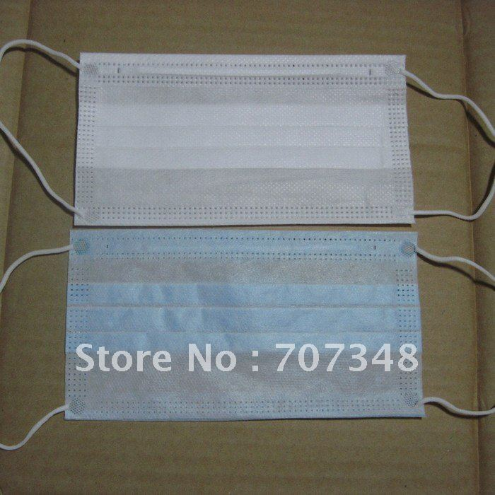 For sale Medical Mask,Non woven Face Masks,Best Medial Product Disposable masks with 50pcs/box(China (Mainland))