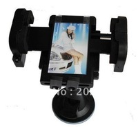 free shipping 100pcs/lots  UNIVERSAL CAR KIT HOLDER CRADLE FOR SAT NAV PDA MOBILE