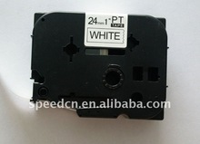 Factory prices Brother P-touch TZ  tapes /label cartridge/ribbon for P-touch labelers