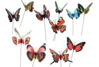 Butterfly Flower Stick Flower Stake Wedding Decoration Garden Decoration