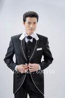 Wolesale Free Shipping fashion business suits/Wholesale cheap men's suits/Party Dress suits/wedding tuxedo Bridegroom suit 2027