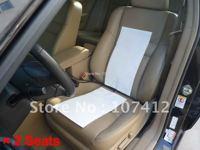 Free Shipping,New 2 seat Carbon Fiber Universal Seat Heater Kit 2 Heating Pad 2Gang Warmer (SH001)