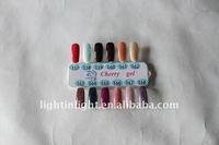 Wholesale free shipping Nail LED UV Glitter Color Gel LK-GEL-14 ,Nail Gel polish