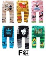 18pc/lot boy&girls elastic waist Leggings Tights pants Baby leg warmer babys PP Pants (3 size) Free shipping Wholesale
