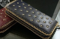 free shipping !2011 new fashion wowen's wallet , Genuine Leather,hot sale
