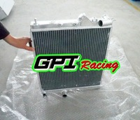 Renault Clio 16S/Williams MT 1.8L/2.0L 16V F7R 93 94 95 96 new Aluminum racing Radiator