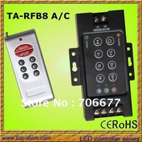 TA-RFB8 A/C   8-key multi-color controller (total of 4-yang)