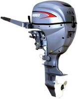 F13.5 HP - 4 stroke outboard motor,DHL/EMS Free-factroy outlet