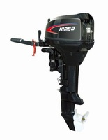 F18 HP - 2 stroke outboard motor,DHL/EMS Free-factroy outlet