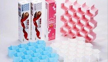 DIY Drawer Storage Box Underwear Socks Organizer Freeshipping