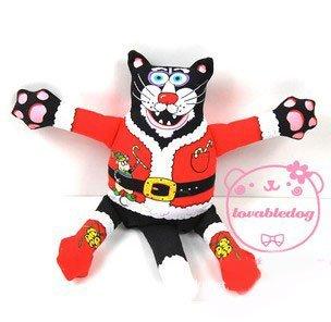 37 * 30cm Christmas blame big dog pet cat toy Dog toys Super tough resistance to bite No.258