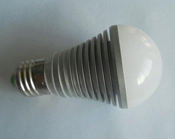 5W E27 LED bulb,AC90-260V input