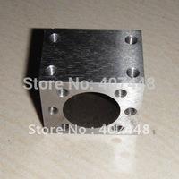 3pcs/LOT New CNC Ball screw Nut Bracket Holder Steel nut housing For SFU1604 SFU1605 SFU1610