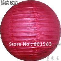 50 pcs /lot , wholesale free ship chinese paper lanterns ,16 inch size,room decration , traditional chinse lanterns,40 cm!