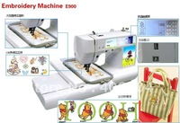 ES900N convenient  Domestic Embroidery/Sewing Machine Single head embroidery machine