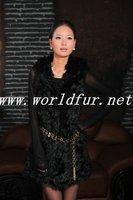 L-1101 wool Vest  for Women