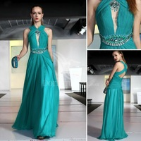 Holiday sale  Special Offer Light Blue Prom Dress Evening Dress Design Party Dress DORISQUEEN 30391
