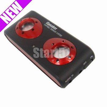 Wholesale best price 10pcs/lot Mini Stereo Portable Speaker for MP3 NOKIA Laptop iPod