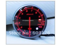 Freeshipping the car gauge meter ,hot oil Press gauge