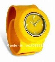 silicone watch,slap watchW7481
