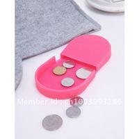 silicone coin case/silicone key case/silicone coin bag
