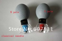 free shipping,wholesale, Lose-Weight Chinese Magnetic Acupressure Suction Cup,magnetic needle  (classical cups )