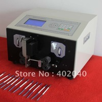 free shipping sheath wire cutting and stripping machine