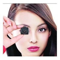 Wholsale 8GB/4GB Mini HD DVR Camcorder Y2000 , world's smallest camera,Hidden Camera free shipping 3pcs