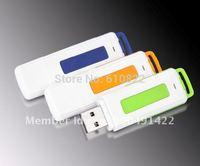 USB digital voice recorder+ USB disk+4GB