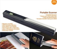 New-in-Box! Handyscan Portable Color Handheld Scanner!,DHL/EMS Free