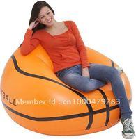 Free shipping inflatable basketball sofa ,pvc inflatable sofa ,air sofa ,