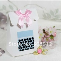 HOT PRODUCTS Free shipping to Middle East ! 150pcs/lot wedding gift box cake box cardboard box MG25-pink