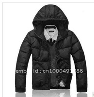 The new 2011 winter clothing quality goods man cultivate one's morality male money down coat fashion