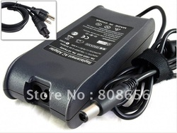 Free Shipping 90W for Dell Latitude D610 Laptop AC Adapter 19.5V 4.62A 100% Quality Guaranteed(China (Mainland))