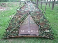 Free shipping! high quality Camouflage military camping outside travelling Tent for 2 persons