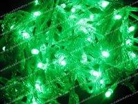 100leds 10M Green Led String light for Indoor/outside LED Decorative lights LED String lights,Christmas light